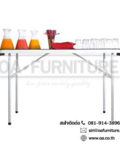 โต๊ะพับอเนกประสงค์ kompakt 120 (BT-04J)