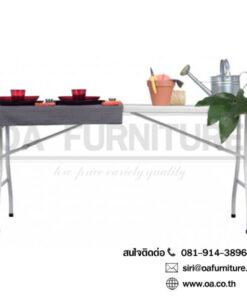 โต๊ะพับอเนกประสงค์ kompakt 150 (BT-05J)