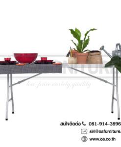 โต๊ะพับอเนกประสงค์ kompakt 180 (BT-06J)