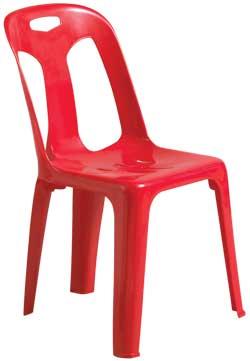 เก้าอี้พลาสติก Superware CH-50