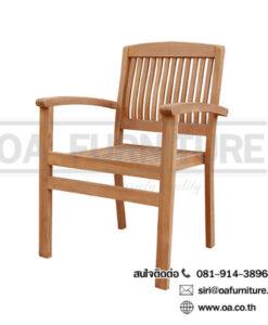 เก้าอี้ไม้สัก TGC-200