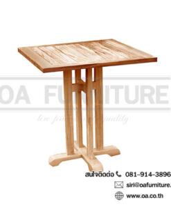 โต๊ะไม้สัก TGS-80