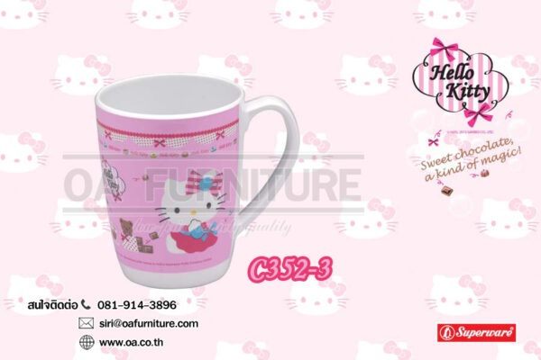 Hello Kitty Chocolate