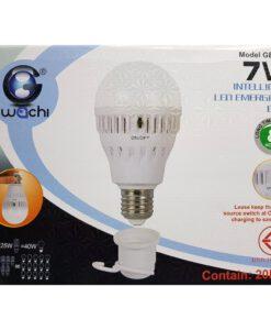 IWACHI หลอดไฟฉุกเฉิน LED (7, 9, 12 W) แสงขาว Daylight