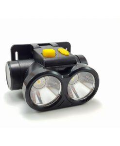 YAGE ไฟฉายคาดหัวแบตลิเธียม แสงขาว+แสงเหลือง (YG-5202)
